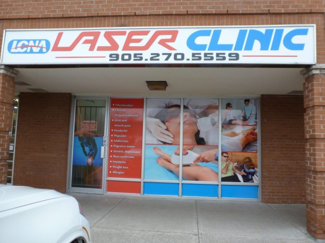 Clinic Store Front - Laser Clinics of North America