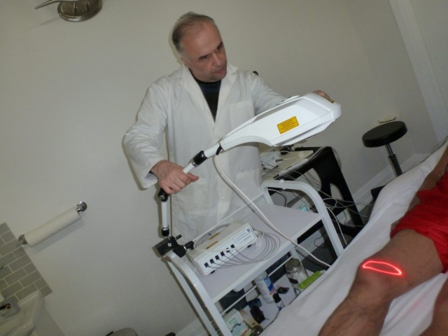 Laser Treatment for Joint Pains
